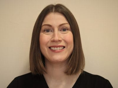 Headshot image for Frances Sands