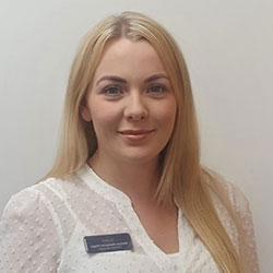 Headshot image for Melissa Hampson-Higgs